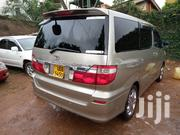 Toyota Alphard 2003 Gold | Cars for sale in Central Region, Kampala
