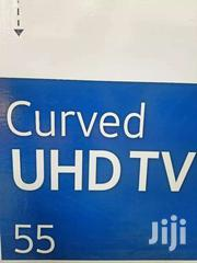 New Samsung Curved UHD TV 55 Inches | TV & DVD Equipment for sale in Central Region, Kampala