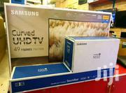 49inches Samsung Curve And Sound Bar | TV & DVD Equipment for sale in Central Region, Kampala