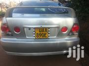 Toyota Altezza 2004 Silver   Cars for sale in Central Region, Kampala