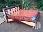 Aisle Leather Bed | Furniture for sale in Central Region, Kampala