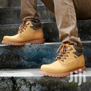 High Quality Winter Men Work Boots Autumn Shoes Casual High | Shoes for sale in Central Region, Kampala