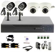 CCTV Cameras With DVR   Security & Surveillance for sale in Central Region, Kampala