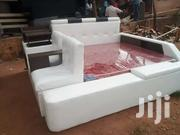 Dadi Bed Leather | Furniture for sale in Central Region, Kampala