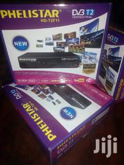 Phelistar Free To Air Decoder | TV & DVD Equipment for sale in Central Region, Kampala