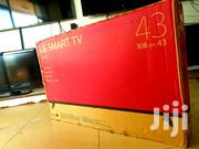 Brand New Lg 43inch Smart | TV & DVD Equipment for sale in Central Region, Kampala