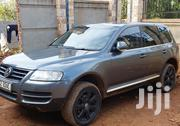 Volkswagen Touareg 2005 3.0 V6 TDI Gray | Cars for sale in Central Region, Kampala