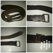 Orinal Leather Brown Belt | Clothing Accessories for sale in Central Region, Kampala