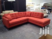 Orange Sona Sofa Made By Special Orders | Furniture for sale in Central Region, Kampala
