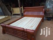 Wood Bed 5x6 | Furniture for sale in Central Region, Kampala