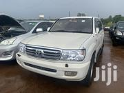 Toyota Land Cruiser HDJ 100 4.2 D Automatic 1998 White   Cars for sale in Central Region, Kampala