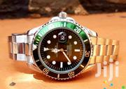 Rolex Submariner Green Dial And Silver Body | Watches for sale in Central Region, Kampala