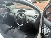Toyota Vitz 2000 White   Cars for sale in Central Region, Kampala
