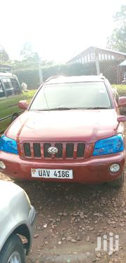 Toyota Kluger 2004 Red   Cars for sale in Central Region, Kampala