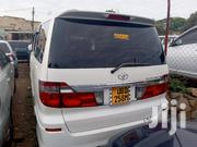 Toyota Alphard 2005 White | Cars for sale in Central Region, Kampala