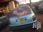 Nissan March 1998 Green | Cars for sale in Central Region, Kampala