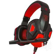G9000 3.5mm Gaming Headphone Noise Cancellation With Mic LED Light | Clothing Accessories for sale in Central Region, Kampala