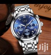 Blue And Silver Watch | Watches for sale in Central Region, Kampala