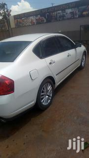Nissan Fuga 2005 White | Cars for sale in Central Region, Kampala