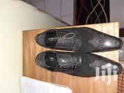 Black Wingtip Gentle Shoes | Shoes for sale in Central Region, Mukono