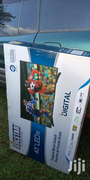 Solstar 43 Inch TV Boxed | TV & DVD Equipment for sale in Central Region, Kampala