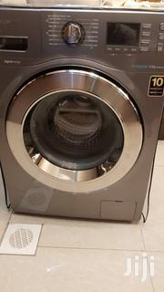 Samsung Washing Mashine 9kg Eco Bubble | Home Appliances for sale in Central Region, Kampala