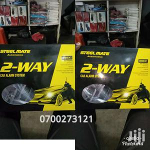 Think Safety Think About Steel Mate Car Alarm.