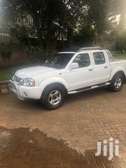 Nissan Hardbody 2005 2400i Double Cab 4x4 White | Cars for sale in Central Region, Kampala