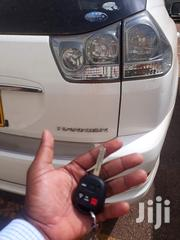 Key Programming For Harrier Kawundu Whom The Owner Lost All Keys   Vehicle Parts & Accessories for sale in Central Region, Kampala