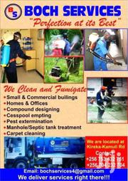 Boch  Cleaning And Fumigation Services | Automotive Services for sale in Central Region, Kampala