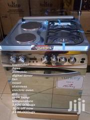 Besto 2 Burner 2 Electric Standing Oven Silver | Kitchen Appliances for sale in Central Region, Kampala