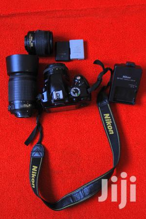 SELLING NIKON D3300 With All Its Accessories