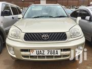 Toyota RAV4 2002 Automatic Gold   Cars for sale in Central Region, Kampala