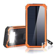 Rugged Solar Charger Portable Power Bank | Accessories for Mobile Phones & Tablets for sale in Central Region, Kampala
