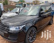 Land Rover Range Rover Vogue 2015 Black | Cars for sale in Central Region, Kampala