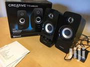 Creative T15 Wireless 2.0 Channel High-Output Bass Speaker | Audio & Music Equipment for sale in Central Region, Kampala