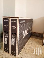 New Stock Samsung 43inch Smart Uhd 4k Tvs | TV & DVD Equipment for sale in Central Region, Kampala