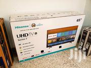 New Stock Hisense 65inch Smart Uhd 4k Tvs | TV & DVD Equipment for sale in Central Region, Kampala
