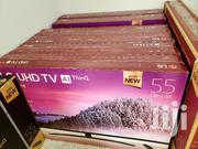 Brand New Lg 55inch Smart Uhd 4k Webos Tvs | TV & DVD Equipment for sale in Central Region, Kampala