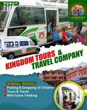 Kingdom Tours And Travel | Chauffeur & Airport transfer Services for sale in Central Region, Kampala