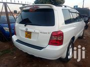 Toyota Kluger 2002 White | Cars for sale in Central Region, Kampala