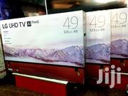 New LG UHD 4K Smart TV 49 Inches | TV & DVD Equipment for sale in Central Region, Kampala