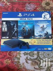 PS4 PLUS With 3 In Built Games | Video Game Consoles for sale in Central Region, Kampala