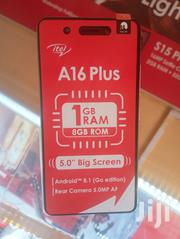 Itel A16 Plus 8 GB | Mobile Phones for sale in Central Region, Wakiso