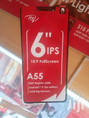 Itel A55 16 GB Black | Mobile Phones for sale in Central Region, Wakiso