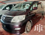 Toyota Alphard 2006 Red | Cars for sale in Central Region, Kampala