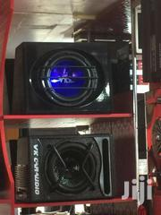 CAR AMPLIFIED WOOFERS WITH MEGA OUTPUT | Vehicle Parts & Accessories for sale in Central Region, Kampala