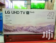 LG UHD 4k TV 49inches New | TV & DVD Equipment for sale in Central Region, Kampala