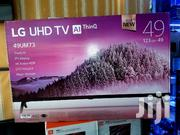 Brand New Lg 49inches Smart Uhd 4k Tv | TV & DVD Equipment for sale in Central Region, Kampala