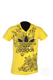 Short Sleeved Adidas Shirt | Clothing for sale in Central Region, Kampala